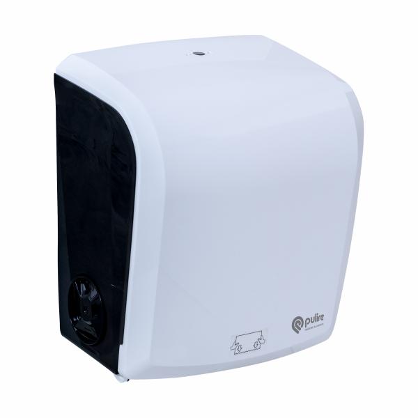 TOALHEIRO AUTO CORTE Dispenser para toalha bobina -Linha Elisa