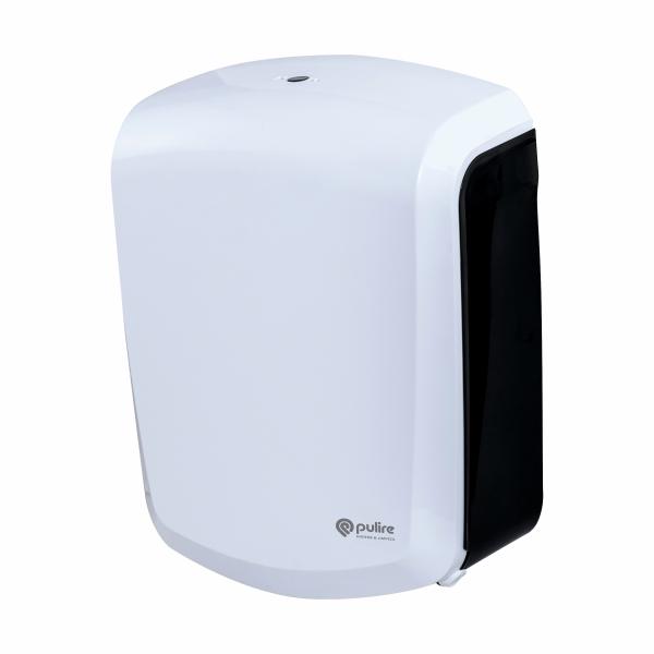 TOALHEIRO - Dispenser para toalha  interfolhado - Linha Elisa