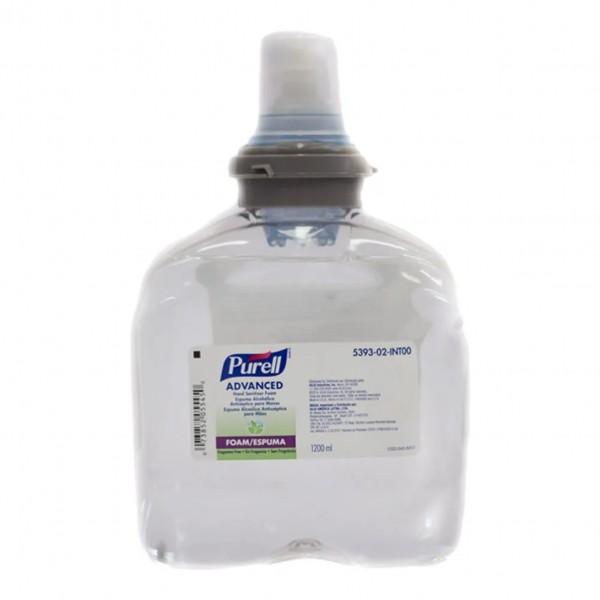 Álcool Espuma PURELL® TFX refil 1.200ml