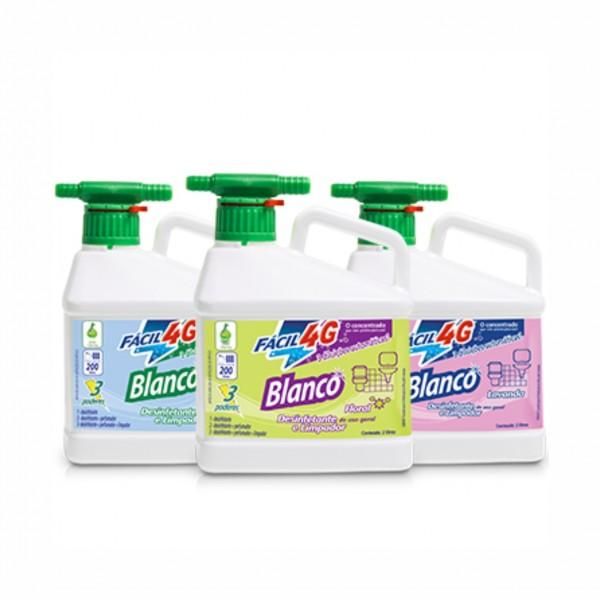 Desinfetante Blanco Fácil
