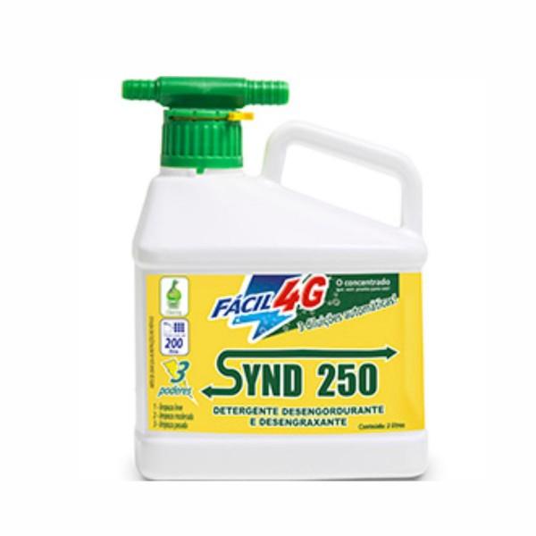 Detergente Desengraxante Synd 250 Fácil 4G