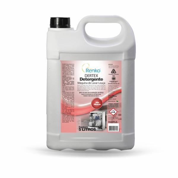Detergente para máquina de lavar louça DERTEX