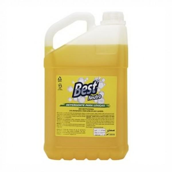Detergente Neutro para Louças Best