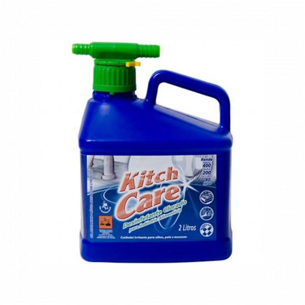 Desinfetante Clorado Kitch Care