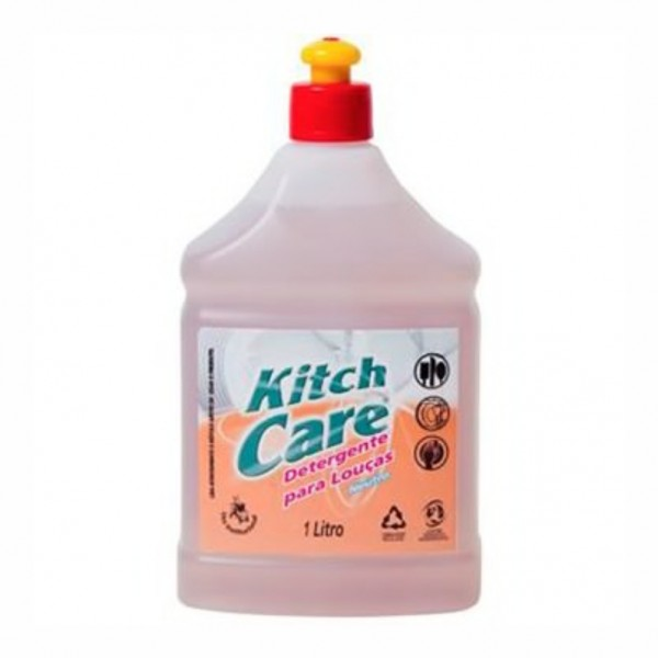 Detergente Neutro para Louças Kitch Care