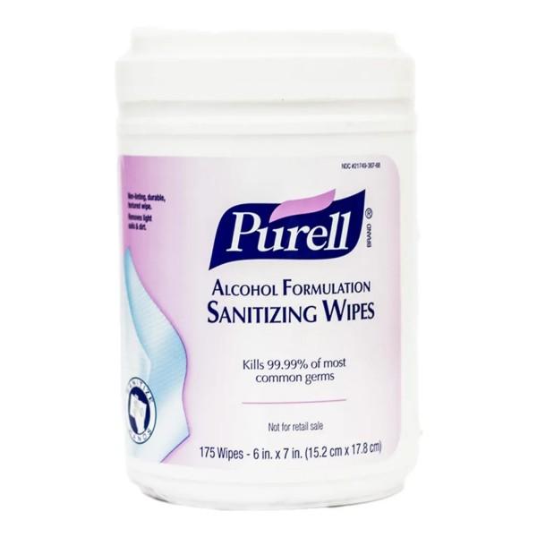 Álcool PURELL® Antisséptico Wipes