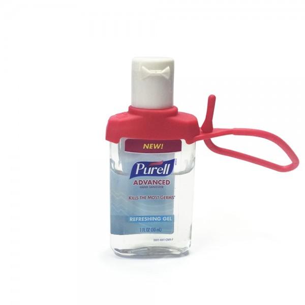 Álcool Gel PURELL® Antisséptico 30 ml com Suporte Jelly Wrap