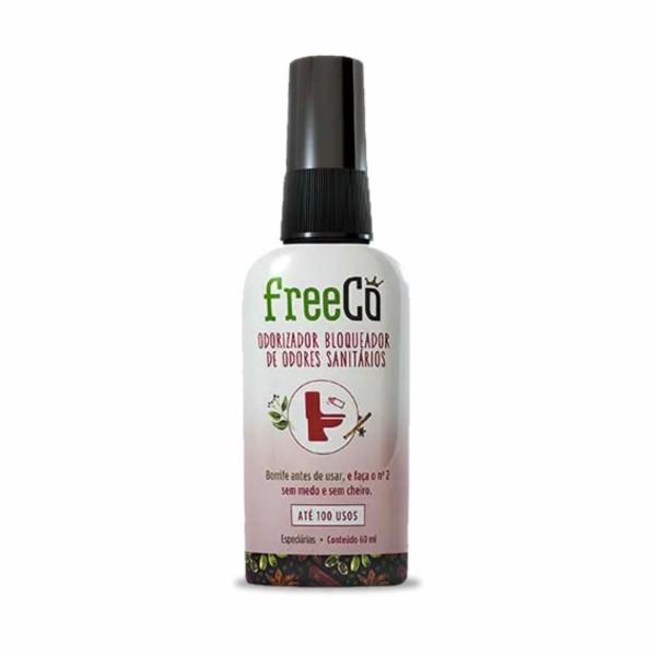 FreeCô Bloqueador de Odores Sanitários