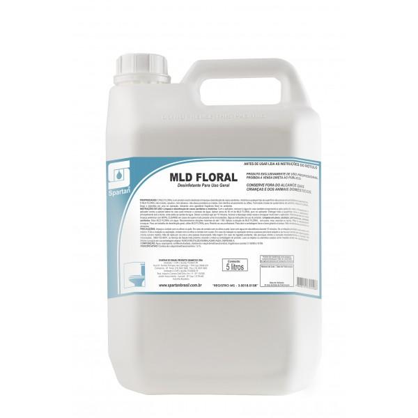 Desinfetante MLD FLORAL
