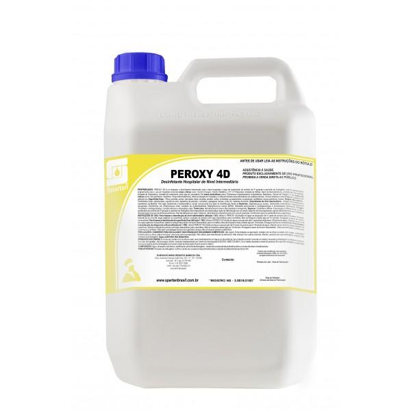 Desinfetante Hospitalar Peroxy 4D